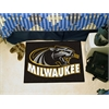"FANMATS Wisconsin-Milwaukee Starter Rug 19""x30"""