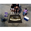 FANMATS Wisconsin-Milwaukee Tailgater Rug 5'x6'