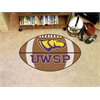 "FANMATS Wisconsin-Stevens Point Football Rug 20.5""x32.5"""