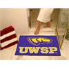 "FANMATS Wisconsin-Stevens Point All-Star Mat 33.75""x42.5"""