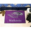 "FANMATS Wisconsin-Whitewater Starter Rug 19""x30"""
