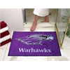 "FANMATS Wisconsin-Whitewater All-Star Mat 33.75""x42.5"""