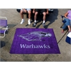 FANMATS Wisconsin-Whitewater Tailgater Rug 5'x6'