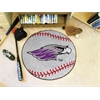 "FANMATS Wisconsin-Whitewater Baseball Mat 27"" diameter"