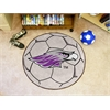 FANMATS Wisconsin-Whitewater Soccer Ball