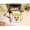 "FANMATS Valparaiso Baseball Mat 27"" diameter"