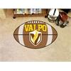 """FANMATS Valparaiso Football Rug 20.5""""x32.5"""""""