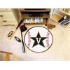 """FANMATS Vanderbilt Baseball Mat 27"""" diameter"""