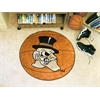 "FANMATS Wake Forest Basketball Mat 27"" diameter"