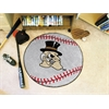 "FANMATS Wake Forest Baseball Mat 27"" diameter"
