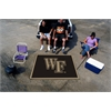 FANMATS Wake Forest Tailgater Rug 5'x6'