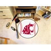 "FANMATS Washington State Baseball Mat 27"" diameter"