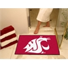 "FANMATS Washington State All-Star Mat 33.75""x42.5"""