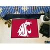 "FANMATS Washington State Starter Rug 19""x30"""