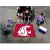 FANMATS Washington State Tailgater Rug 5'x6'