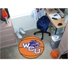 "FANMATS Western Carolina Basketball Mat 27"" diameter"