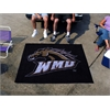 FANMATS Western Michigan Tailgater Rug 5'x6'
