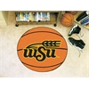 "FANMATS Wichita State Basketball Mat 27"" diameter"