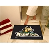 "FANMATS Wright State All-Star Mat 33.75""x42.5"""