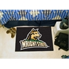 "FANMATS Wright State Starter Rug 19""x30"""