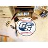 "FANMATS Georgia Southern Baseball Mat 27"" diameter"