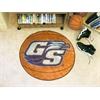 "FANMATS Georgia Southern Basketball Mat 27"" diameter"