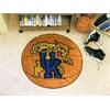 """FANMATS Kentucky Basketball Mat 27"""" diameter"""