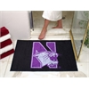 "FANMATS Northwestern All-Star Mat 33.75""x42.5"""