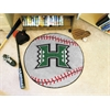 "FANMATS Hawaii Baseball Mat 27"" diameter"