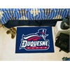 """FANMATS Duquesne Starter Rug 19""""x30"""""""