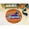 "FANMATS Duquesne Basketball Mat 27"" diameter"
