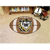 "FANMATS Fort Hays State Football Rug 20.5""x32.5"""