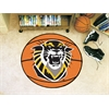 "FANMATS Fort Hays State Basketball Mat 27"" diameter"