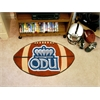 "FANMATS Old Dominion Football Rug 20.5""x32.5"""