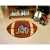 "FANMATS James Madison Football Rug 20.5""x32.5"""
