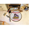 "FANMATS James Madison Baseball Mat 27"" diameter"