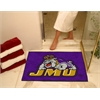 "FANMATS James Madison All-Star Mat 33.75""x42.5"""