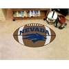 "FANMATS Nevada Football Rug 20.5""x32.5"""