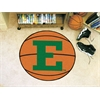 "FANMATS Eastern Michigan Basketball Mat 27"" diameter"