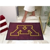 "FANMATS Minnesota All-Star Mat 33.75""x42.5"""