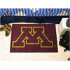 "FANMATS Minnesota Starter Rug 19""x30"""