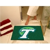 "FANMATS Tulane All-Star Mat 33.75""x42.5"""