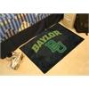 """FANMATS Baylor Starter Rug 19""""x30"""""""