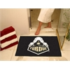 "FANMATS Purdue 'Train' All-Star Mat 33.75""x42.5"""