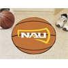 "FANMATS Northern Arizona Basketball Mat 27"" diameter"