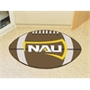 "FANMATS Northern Arizona Football Mat 27"" diameter"