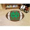 "FANMATS North Dakota Football Rug 20.5""x32.5"""