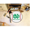 "FANMATS North Dakota Baseball Mat 27"" diameter"