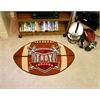 "FANMATS Troy Football Rug 20.5""x32.5"""