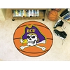 "FANMATS East Carolina Basketball Mat 27"" diameter"